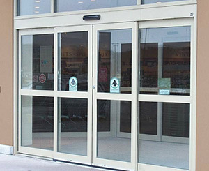 Automatic Door Control Systems